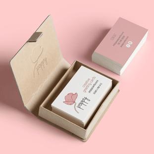 Balance Wanganui design business cards