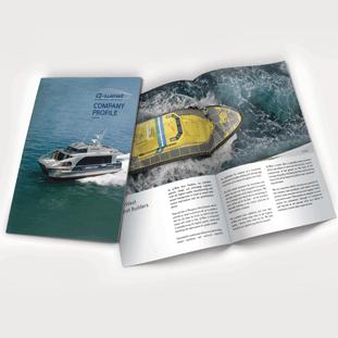 Balance Design Marketing Whanganui Brochure Company Profile Document