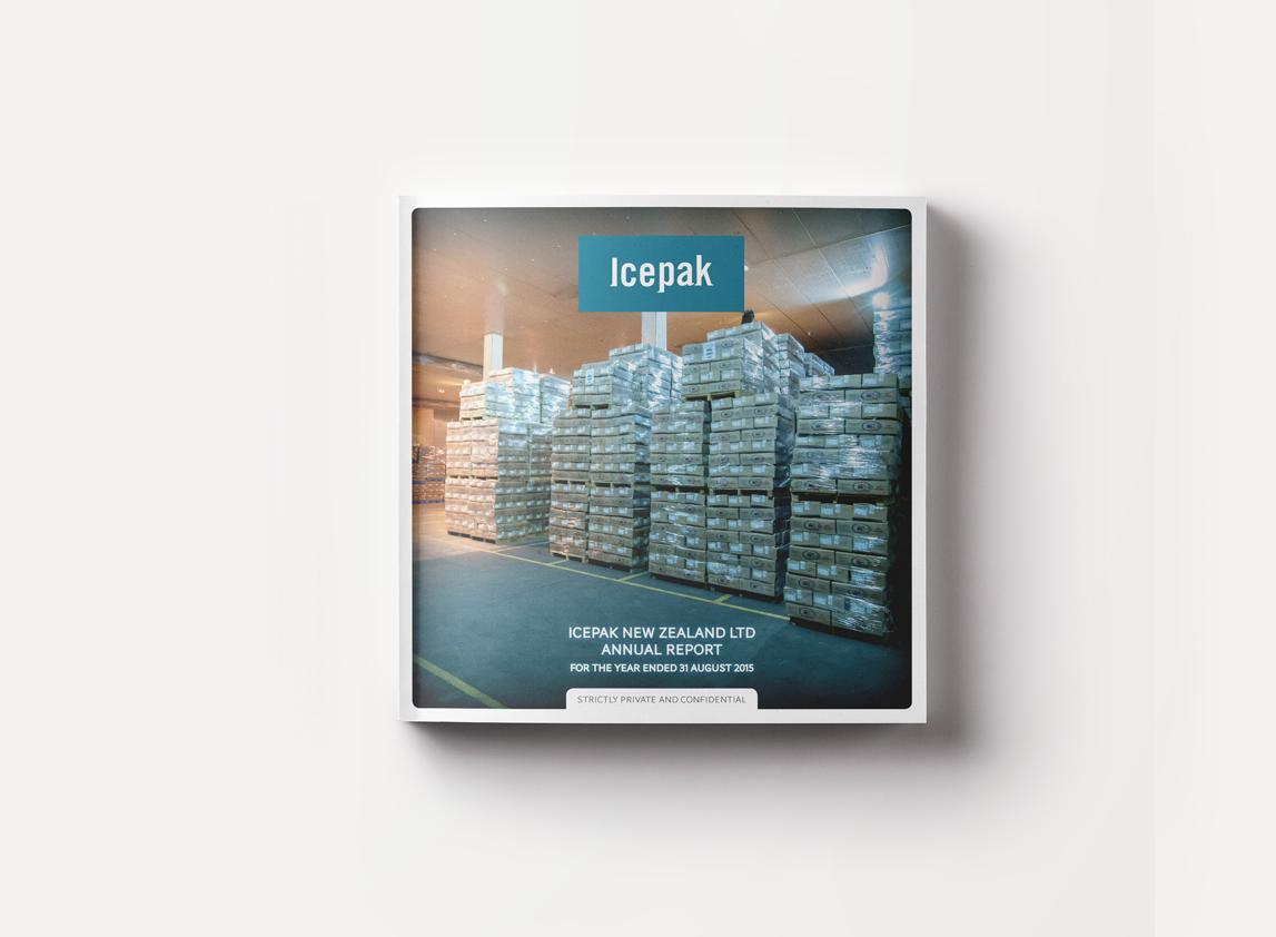Graphic Design, Wanganui, Financial Report, Information Memorandum, Booklet, Marketing, Icepak, Balance, Design, Photography